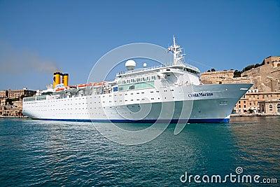 Costa Marina cruise ship Editorial Photography