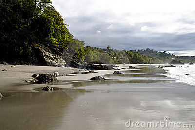 Costa Rica Beach Shore