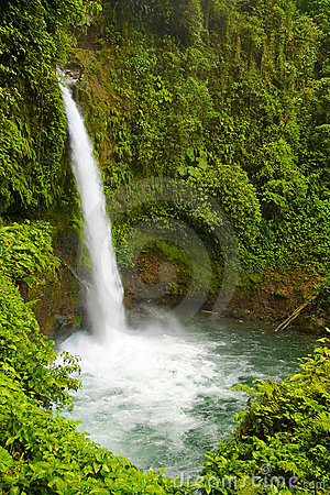 Free Costa Rica Catarata La Paz Royalty Free Stock Photo - 1874965