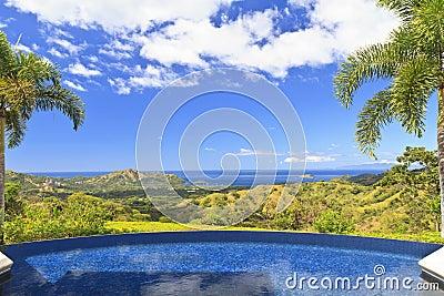 Costa Rican Paradise Pool