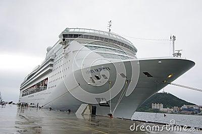 Costa Victoria Cruise Editorial Image