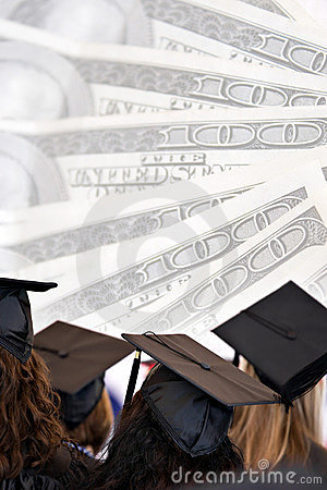 Free Costs Of Education Stock Photography - 14345072