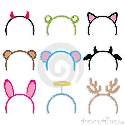Costume Headbands Collection