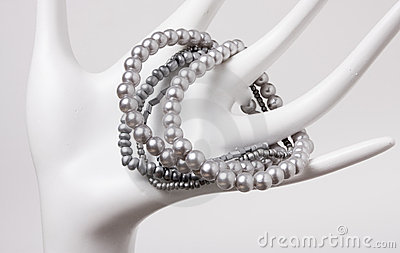 Costume Jewelry Abstract