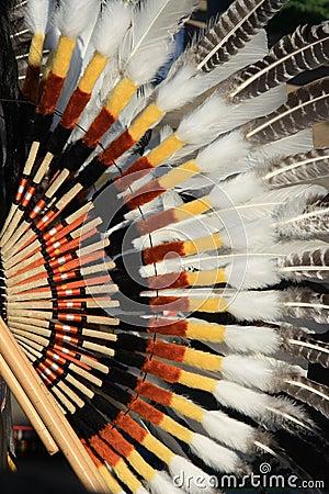 Costume sud-américain indigène