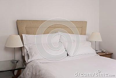 Cosy Hotel Bed
