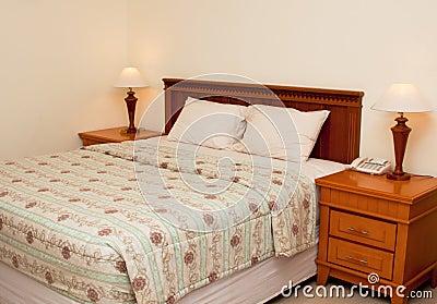 Cosy Hotel Room