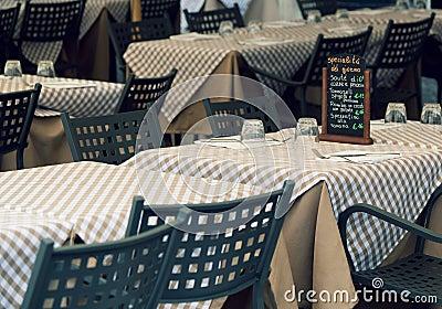 Cosy Italian cafe