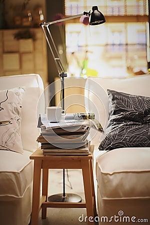 Free Cosy Living Room Royalty Free Stock Photo - 16974635