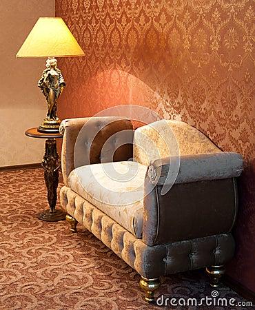 Free Cosy Sofa Stock Photo - 24287960