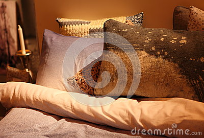 Cosy and stylish bedding