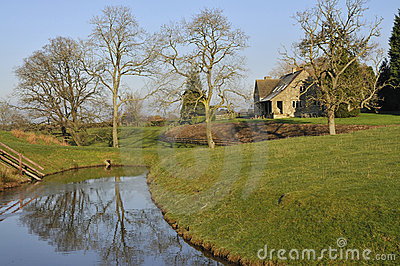 Cotswold House by Lake
