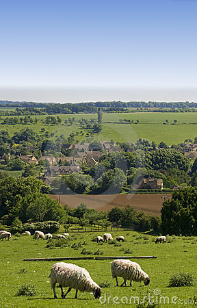 Free Cotswolds Stock Photography - 5717482