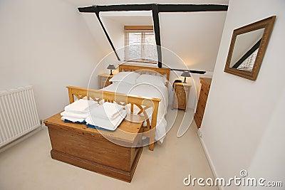 Cottage Bedroom Interior