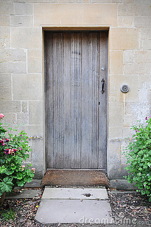 Free Cottage Door Stock Photography - 22826262
