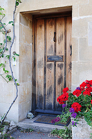 Cottage Front Doors on Royalty Free Stock Images  Cottage Front Door  Image  20750289