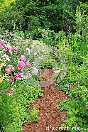 Free Cottage Garden Stock Photos - 9792443