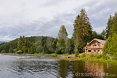 Cottage House British Columbia
