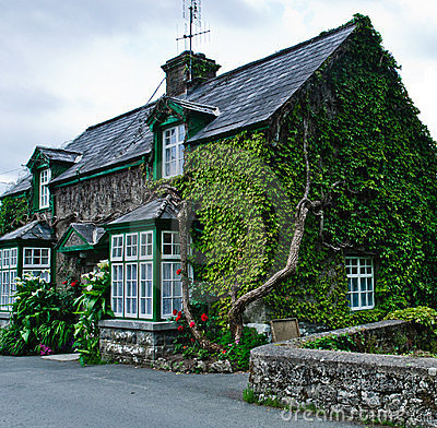 Cottage in Ireland
