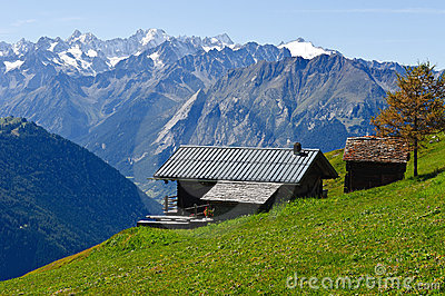 Cottage - Swiss Alps