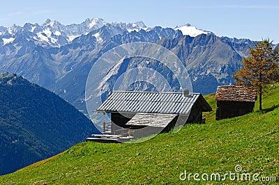 Cottage - Swiss Alps