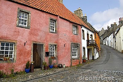 Cottages In Culross