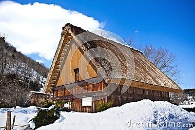 Cottages at Shirakawago