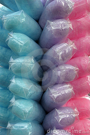 Free Cotton Candy Stock Photo - 57880