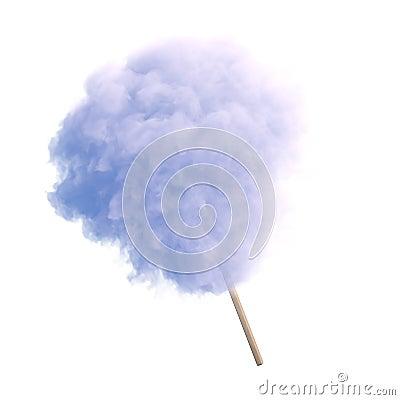 Free Cotton Candy  Stock Photos - 58935813