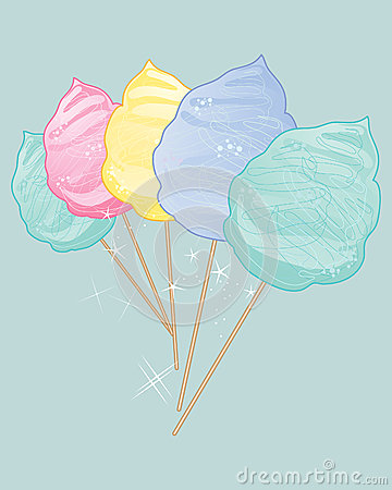 How to Set Up a Cotton Candy Business