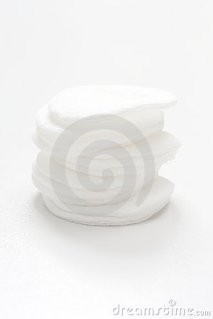 Cotton Disks Stock Photos - Image: 17160563