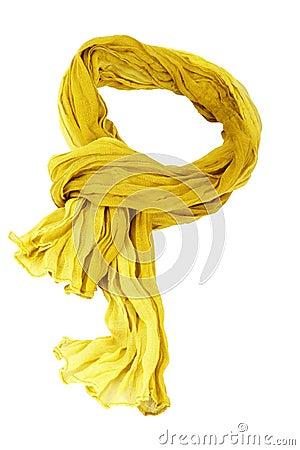 Cotton neckcloth