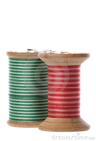 Cotton Sewing Thread on Spools