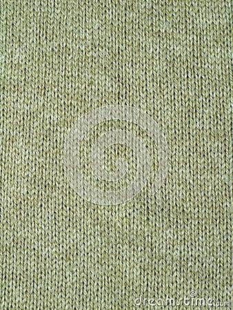Cotton Sweater Close Up