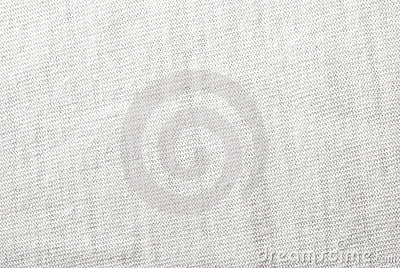 Cotton white fabric texture
