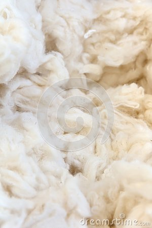 Cotton wool background