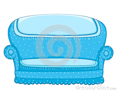 Couch vector illustration