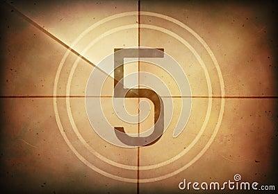 Countdown Five