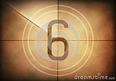 Countdown Six