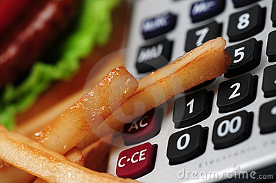 Counting calories