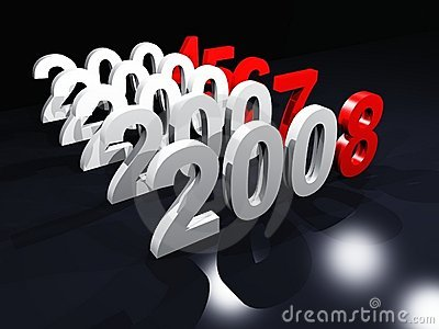 Counting to 2008