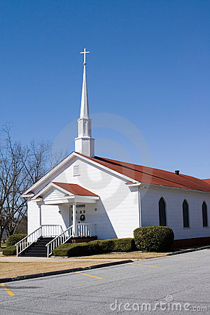 Free Country Church Royalty Free Stock Images - 4570319