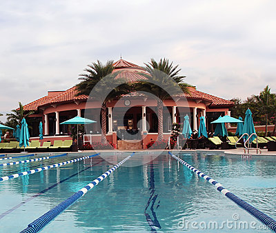 Country Club Swimming Pool