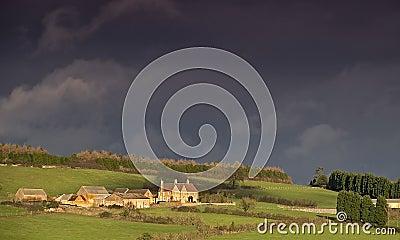 A country farm