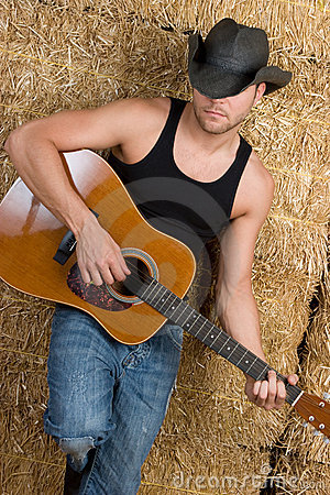 Country Guitar boy
