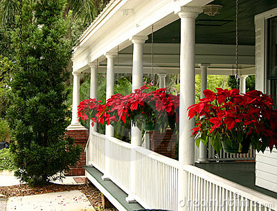 Country Home Porch