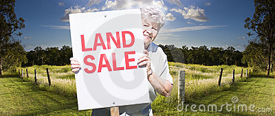 Country land sale
