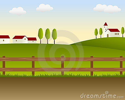 Country Landscape [1]