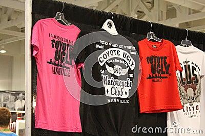 Country Music Fan Fair, Nashville Editorial Stock Photo
