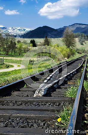 Country railway